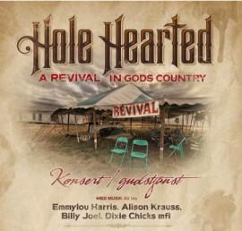 Hole Hearted Konsertgudstjänst 19 november  kl 17:00