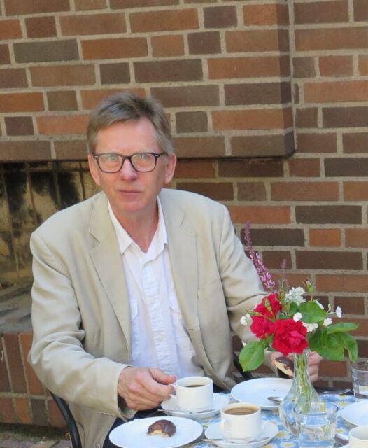 Jan-Olof får Equmeniakyrkans Sångarförbunds stipendium år 2020. Grattis från församlingen!